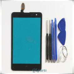 Аксессуары Частей мобильного телефона сенсорная панель Для Nokia Lumia 625 N625 сенсорный экран digitizer сенсорный экран переднее стекло + инструменты