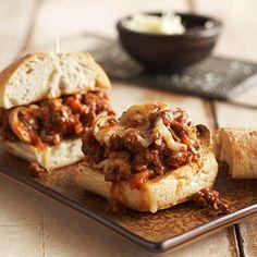 Italian Sausage Heros