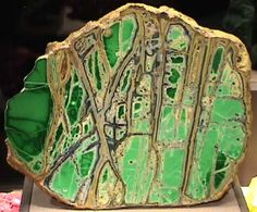 Variscite is a rare copper mineral found in very few locations on Earth. Utah happens to be one of the best.
