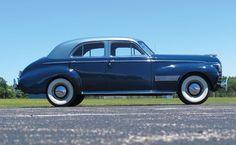 1940 Oldsmobile Series 90 Four-Door Touring Sedan