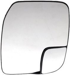 Dorman 56176 Ford Driver Side, Non-Heated, Plastic Backed Door Mirror Glass, 2015 Amazon Top Rated Windshield & Glass Repair Tools #AutomotivePartsandAccessories
