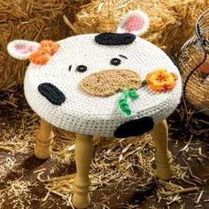 Banco a crochet