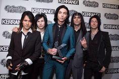 Kerrang awards