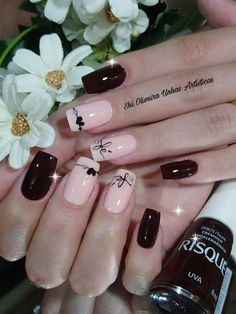 16 Stunning Nail Art Trend Ideas for Chic Nails, Classy Nails, Fancy Nails, Stylish Nails, Simple Nails, Trendy Nails, Best Acrylic Nails, Acrylic Nail Designs, Pedicure Nails