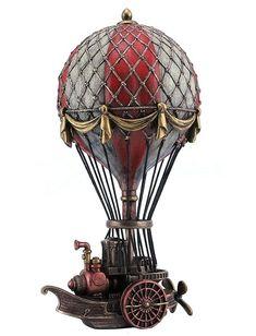 Steampunk machine Balloon - Veronese design   Steampunk   recueillir-cadeau