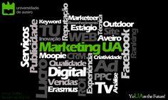 Marketing@UA por Celso Simões  #marketing@UA