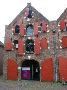 Coevorden, Drenthe.