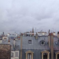 Paris Roof top