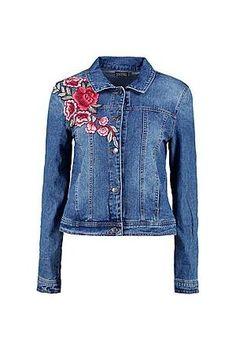 ee71d759a62b 50 meilleures images du tableau vestes brodees en jean