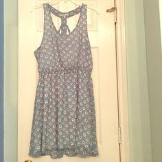 Charlotte Russe spring dress!! Cute, flirty Charlotte Russe mint green dress in very good condition! Great spring dress :) Charlotte Russe Dresses