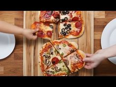 This Easy Pizza Is The Best Thing To Make With Your Kids