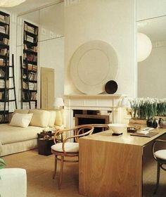 tom scheerer ~ living room