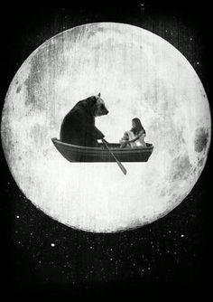 Luna. °