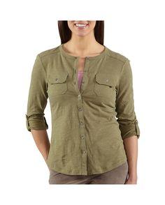 Carhartt Women's Madison Shirt