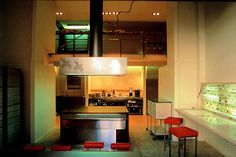 El Bulli   Culinary Lab, El Taller   El Taller