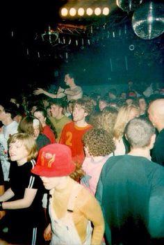 the masquerade ------------- Hacienda Manchester Nightclub