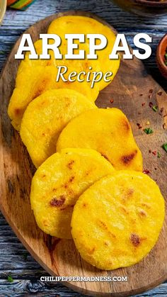 This arepas recipe is a traditional comfort food from Colombia and Venezuela of simple cornbread cakes that can be served as a snack or as part of any meal. They are very versatile. Learn how to make them. We're making arepas in the Chili Pepper Madness kitchen, my friends, and I think you're going to love them. If you've never tried arepas, this is a recipe you'll definitely want to keep in your recipe collection.