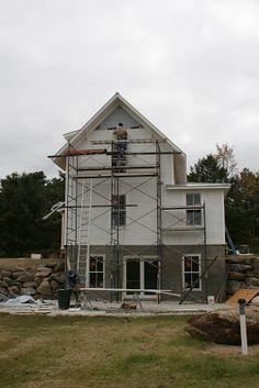 Building Green In Vermont October 2009