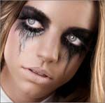 Halloween Eye Makeup Ideas | The Beauty Gap: HAPPY HALLOWEEN! Face Painting and Costume Special ...