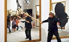 Pistoletto ve Yoksul Sanat Takashi Murakami, Venice Biennale, Scandinavian Art, Opening Day, Italian Artist, Japanese Artists, Michelangelo, Medium Art, The Guardian