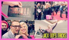 Godzilla Premiere and Jackrobatics Sprinkle Of Glitter, British Youtubers, Godzilla, Sprinkles, Music, Movie Posters, Musica, Musik, Film Poster