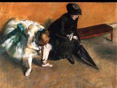 Edgar Degas | Desenha, Porra!