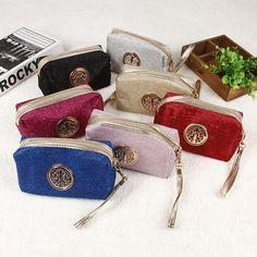 Women's Toiletry Cosmetic Bag Waterproof Makeup USB Cable Organizer Zipper Carry Pouch Travel Kit Ladies Wash Bag Handbag #Affiliate