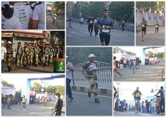 Few more highlights from today's event... Be it a typical #Indori an Indian or a foreigner.. all made equal efforts to reach the finish line and make this event Successful!  Cheers to everyone who was the part of the First ever authentic Marathon of Central India.  #JioIndoreMarathon #RunIndoreRun