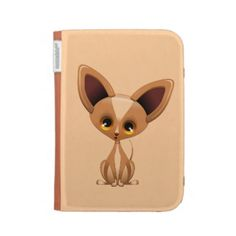 #Chihuahua #Puppy #Dog #Cartoon #Kindle #Case
