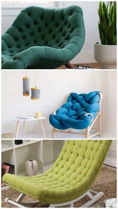 Big lounge chairs for living room #loungechairs #accentchairs #livingroom