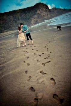 Pre-wedding photography with beautiful landscape by JIS #wedding #photography