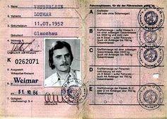 DDR Führerschein