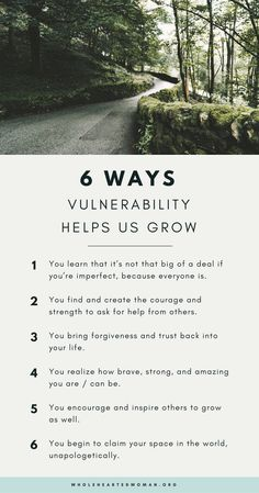 6 Ways Vulnerability Helps Us Grow | Personal Development | Life Advice | Mindset