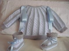 Crochet Baby, Diy Crafts, Sweaters, Lana, Fashion, Baby Coming Home Outfit, Crochet Baby Dresses, Knitting Charts, Moda