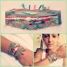 DIY - Hipanema fait maison