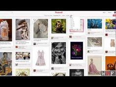 Basics of using Pinterest video.