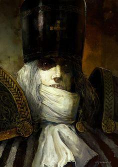 Grand inquisitor Disciples II fan art by SvetoslavPetrov.deviantart.com on @DeviantArt