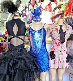 The Santee Alley: Jasmin Lingerie