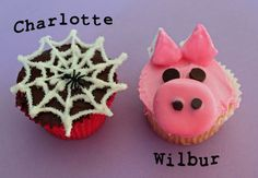 Read Charlottes web and then make this!