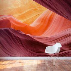 Antelope Canyon Wall Mural - Wallums.com