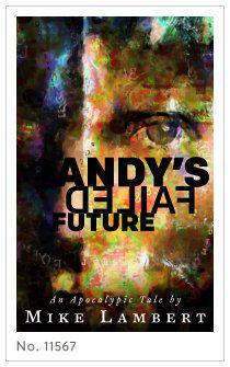 Go On Write. Apocalypse Premade Book Covers