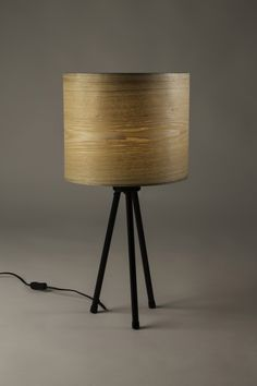 Beautiful woodland table lamp.