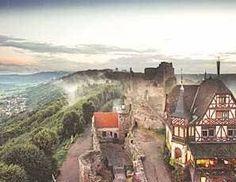 Elsass - ein Schlaraffenland: Zünftige Gasthäuser und Trödelläden, herrliches…