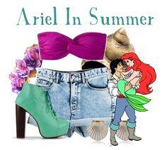 Ariel-In-Summer