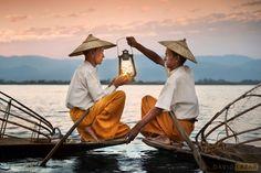 Myanmar: A Luminous Journey - David Lazar