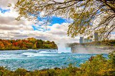 Autumn in #NiagaraFalls