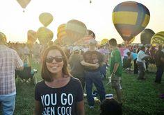 NJ Balloon Festival! SnapGinger