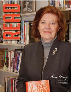 International best-selling author of historical mysteries, Anne Perry, visited WNPL in April of 2014. She discussed her latest, featuring Thomas and Charlotte Pitt, Death on Blackheath.