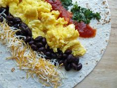 Build the best breakfast burrito with these 7 easy recipes