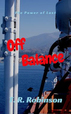 Pam's Book Reviews: Off Balance (Bitches Volume 4) by TR Robinson